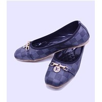 Black Louis Vuitton LV Shoes Fashion Women  Comfort flat shoes
