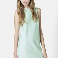 Women's Topshop Cutaway Shift Dress