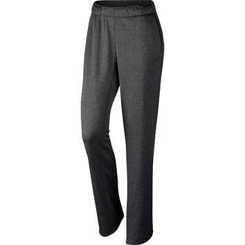 Nike All-Time Updated Fleece Workout Pants - Women's, Size: