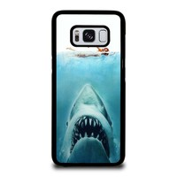JAWS Samsung Galaxy S8 Case Cover