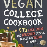 PETA's Vegan College Cookbook : PETA : MerchNOW - Your Favorite Band Merch, Music and More