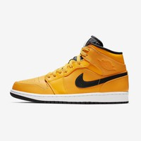 """Taxi"" Air Jordan 1 Mid - Best Deal Online"