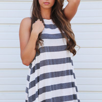 For The Love Of Stripes Dress