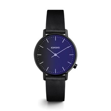 Komono Harlow Watch in Midnight