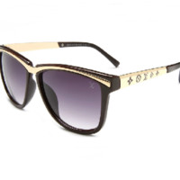 Trendy Women LV  Summer Sun Shades Eyeglasses Glasses Sunglasses
