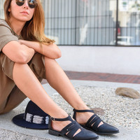 Haddy Sandals - Black