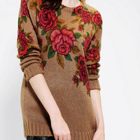 Pins And Needles Roses Sweater