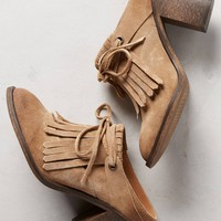 Blythe Tie-Front Mules