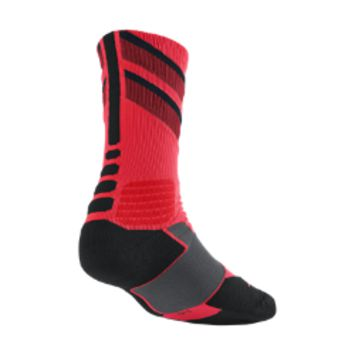 Nike Hyper Elite Chase Crew Basketball Socks