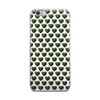 """Love Potion"" Heart Shaped Weed Nugs Marijuana Mary Jane Stoner Weed Lover Cannabis Plug Girls Green & White iPhone 4 4s 5 5s 5C 6 6s 6 Plus 6s Plus 7 & 7 Plus Case"