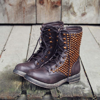 Whistler Studded Work Boots