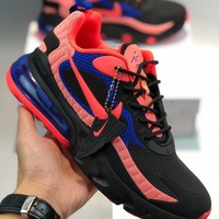 Nike React Air Max 270 cheap Men's and women's nike shoes