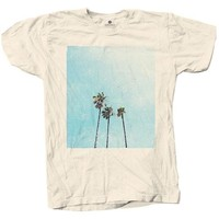 Home Palms 2 - Cream