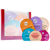 Sephora: SEPHORA COLLECTION : Head to Toes! Mask Set : skin-care-sets-travel-value