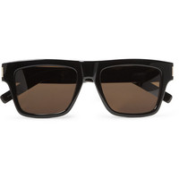 Saint Laurent - Bold 5 Acetate Square-Frame Sunglasses | MR PORTER