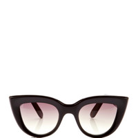Cat Eye Sunglasses by Ellery - Moda Operandi