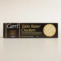 Carr's Table Water Crackers, Set of 12 - World Market