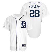 Detroit Tigers Youth Replica Prince Fielder Player Jersey by Majestic Athletic - MLB.com Shop