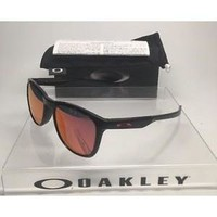 Oakley Trillbe X Polished Black w Ruby Iridium Lens (oo9340-02)