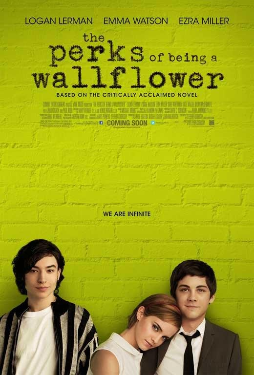 Image of The Perks of Being a Wallflower 27x40 Movie Poster (2012)