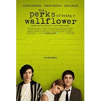 The Perks of Being a Wallflower 27x40 Movie Poster (2012)