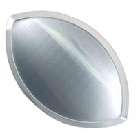 Pizza Tray - Aluminum - Football Shaped