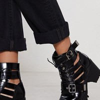 Cut-Out of Luck Boot