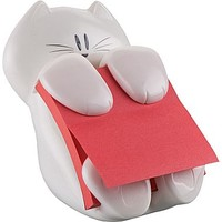 Post-it® Pop-up Cat Dispenser