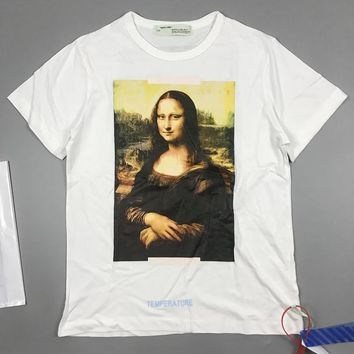 Cheap Women's and men's OFF OW WHITE t shirt for sale 1529092663_009