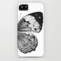 Butterfly iPhone Case by HermesGC | Society6