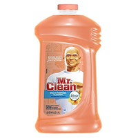 Mr. Clean Multipurpose Liquid with Febreze Freshness, Hawaiian Aloha Scent, 40 Ounce