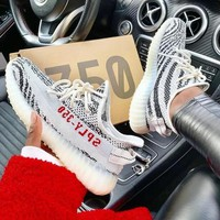 DIDAS Yeezy Boost 350 V2 Hot Sale Women Men Fashion Running Sneakers Sport Shoes