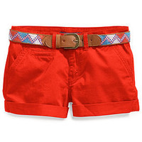 Epic Threads Kids Shorts, Girls Belted Shorts - Kids Girls 7-16 - Macy's