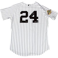 PEAPMS9 Tino Martinez Signed New York Yankees Authentic Pinstripe Jersey w 1996 Patch (MLB Auth)