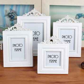 Home Decor Home Decoration Wooden Photo Frame Wedding Dress [6254452166]
