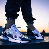 Nike air max 270 ¡°Dusty Cactus¡± Running Shoes Sneaker