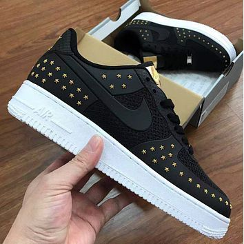 Nike Air force 1 Drop Plastic Fashion Leisure Shoes