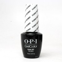 OPI Gel Nail Color Funny Bunny, .5 Ounce H22