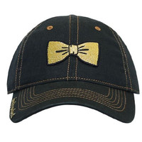 "Simply Southern ""Glitter Bow Gold"" Hat"