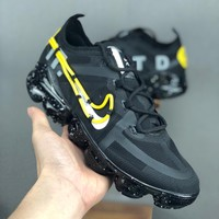 CPFM Cactus Plant Flea Market x Nike Air VaporMax 2019 Yellow Men Running Shoes