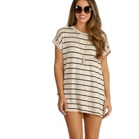 Natural Ringleader Striped Tunic