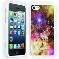 Mobiflare Apple Iphone 5C Galaxy Slim Guard Protective Art Designer Case