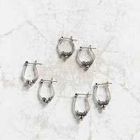 Mini Boho Hoop Earring Set - Urban Outfitters