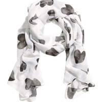 H&M Patterned Scarf $9.95