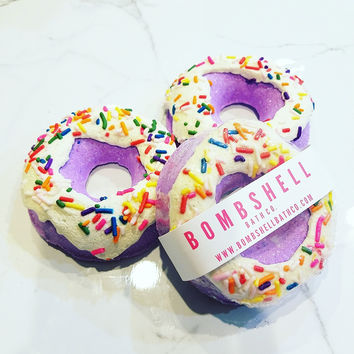 whipped donut