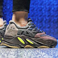 ADIDAS YEEZY 700 V2 Tide brand retro fashion casual old shoes sneakers 2#