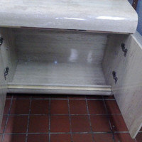 BEST OFFER SALE!!! Vintage/Retro Laminate Credenza/Buffet/Cabinet. Free Philly Delivery!