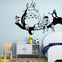Hot Sale Cats Wall Sticker Children Decoration Waterproof Stickers [4923134340]