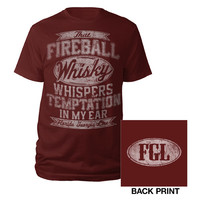 Florida Georgia Line Official Store | Fireball Whisky Tee