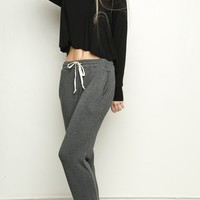 Rosa Sweatpants - Brandy Melville